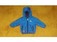 Baby boy 9-12 mths NEXT coat blue
