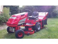 """Countax c36h hydrostatic ride on lawn mower 38"""" cut Honda 13hp engine lawnmower"""