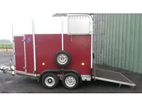 Ifor Williams 505 red year 2004