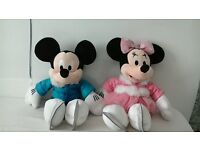 MICKEY & MINNIE Mouse Toys ***Like NEW***