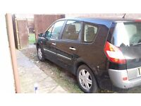 Renault Scenic Spares and Repairs Turbo Shaft broken