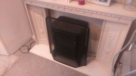 chunky carved fire surround