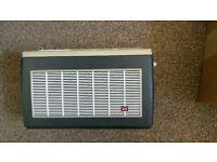 Murphy's transistor radio