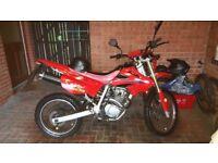 GREAT 125 honda lifian for sale