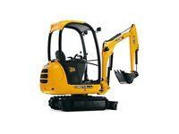 Mini Digger Hire / Generator Hire / Tool hire