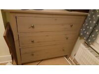 Chest of drawers - Ikea (grey)