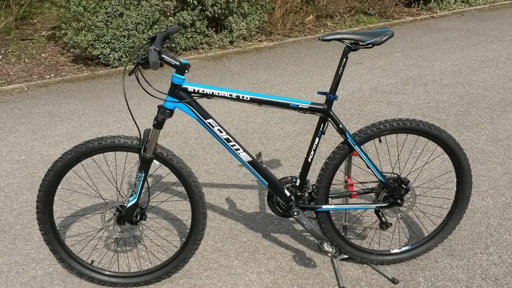 Mens Forme Sterndale 1 0 Hardtail Mountain Bike For Sale In