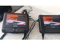"""Nextbase Car Twin DVD player 7"""""""
