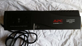 APC SurgeArrest Surge Protector and Battery Backup 325VA