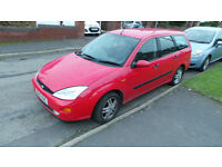 1999 FORD FOCUS 1.6 ESTATE