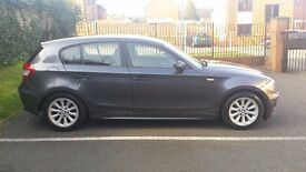 BMW 1 SERIES, FSH, AUTOMATIC, WELL MAINTAINED FULL LEATHER INTERIOR,