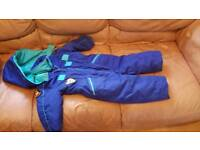 Winter suit for 3 year old