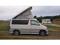 Mazda Bongo Campervan with drive-away awning / 4 person tent