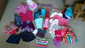 Huge bundle age 3-4 girls clothes