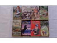 Set of 32 Hard Cover Chidrens Books. Never Been Opened to Read. Full Colour Dust Covers