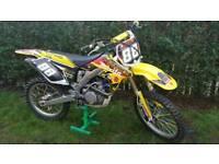 Rmz 250 very quick bike runs sweet !!bargain!!
