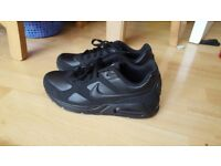 Brand new Nike Air Max IVO SN00 Triple Black worth £99.99