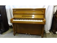 SEE VIDEO - 6 Octave Compact Monington and Weston Overstrung Piano
