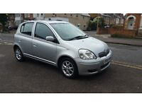 Toyota Yaris T Spirit 5 door Top of range only 58K Miles 1 Owner A rival to corsa golf jazz micra