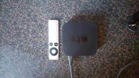 Apple TV 3rd Gen Model A1469 with remote Rarely used £42