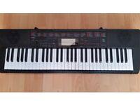 Casio LK-160 Keylighting Keyboard with Power Supply