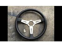 Genuine Classic Nardi Steering Wheel ONO
