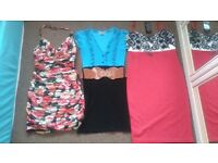 dresses bundle size 8