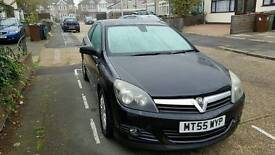 Vauxhall astra 1.6 3dr manual black
