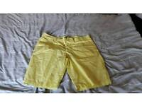 Mens shorts size 36R
