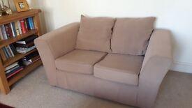Small clean sofa
