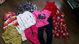 Girl bundle 5-6 year.