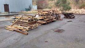 Broken Pallets/Scrap Wood, free for collection, Lindsay Square, Deans Industrial Estate