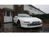 TOYOTA MR2 GT 16V WHITE 1997