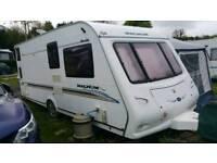 2005 Magnum Compass 556 Touring caravan
