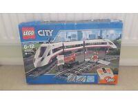 Lego City Passenger Train **unopened box**