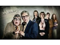Pair of tickets The League of Gentlemen SSE Arena Saturday 18 August