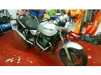Suzuki gsx750 retro new mot swap/sell