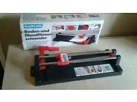 Plasplug Floor And Wall Tile Cutter New Condition £8