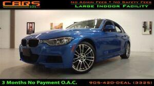 2014 BMW 335i xDrive M-Sport   Navigation   Factory Warranty  