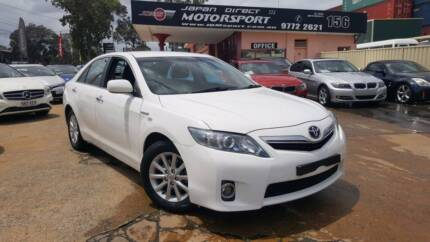 2011 Toyota Camry Hybrid Auto Sedan #1170 Condell Park Bankstown Area Preview