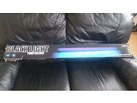 Fluorescent UV tube light
