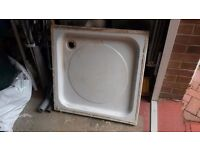 FREE Shower tray. 760mm