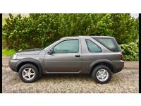 Land Rover Freelander S Estate 4x4 Jeep, YEARS MOT, 87000 Miles, Very Clean, Full Service History