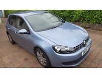 Volkswagen Golf 1.4 TSI SE with a Full Service History and long MOT