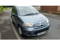 07 citroen c3 1.4 desire 5 door hatchback full service history 12 months mot excellent condition.