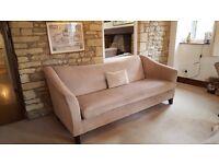 John Lewis Grande Lucca Sofa