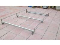 Ford Transit low roof SWB roof rack with roller bar