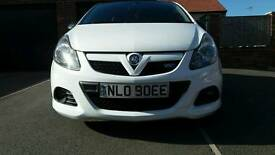Vauxhall Corsa VXR Arctic addition (2009)
