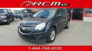 2014 Chevrolet Equinox  AWD SUV LS - APPLY NOW, LOW PAYMENTS