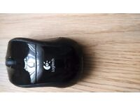 Logitech M505 Wireless Mouse, Unifying USB Receiver